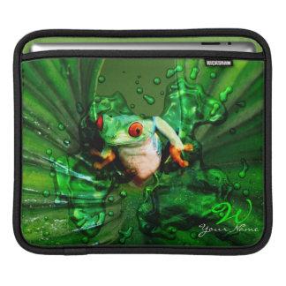 Frog 4 iPad Sleeve
