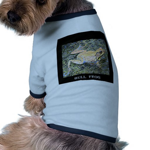 Frog (American Bull Frog) Pet Clothes
