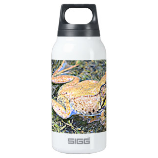 Frog (American Bull Frog) Insulated Water Bottle