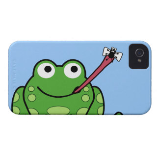 Frog and Fly Case-Mate iPhone 4 Case