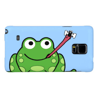 Frog and Fly Galaxy Note 4 Case