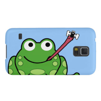 Frog and Fly Galaxy S5 Case