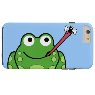 Frog and Fly Phone Tough iPhone 6 Plus Case