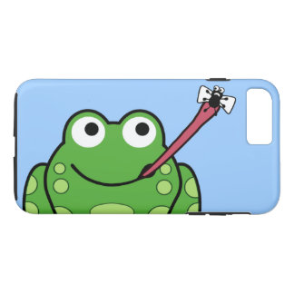 Frog and Fly Phone iPhone 8 Plus/7 Plus Case