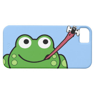 Frog and Fly Phone iPhone SE/5/5s Case