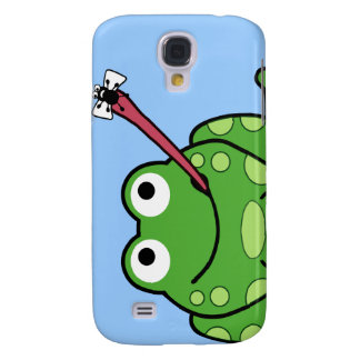 Frog and Fly Phone Samsung Galaxy S4 Case