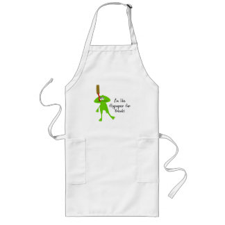 Frog and Flypaper Apron
