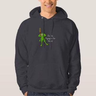 Frog and Flypaper Hoodie
