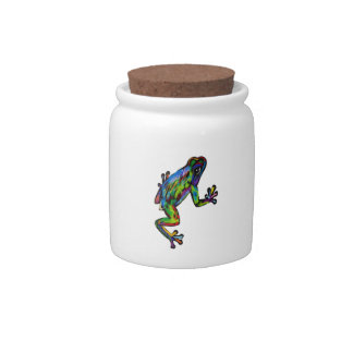 Frog and Frosch Candy Dish