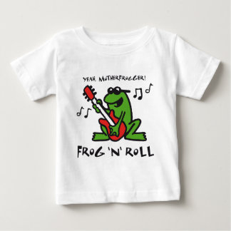 frog and roll t shirt