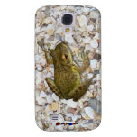 Frog and Shells Galaxy S4 Cases