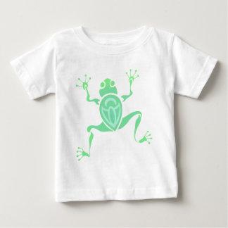Frog Art Baby T-Shirt