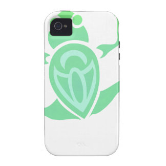 Frog Art Vibe iPhone 4 Cases