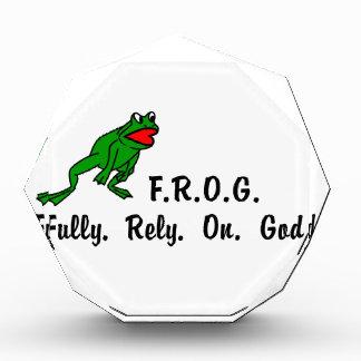 Frog Award