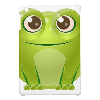 Frog Baby Animal In Girly Sweet Style iPad Mini Cases
