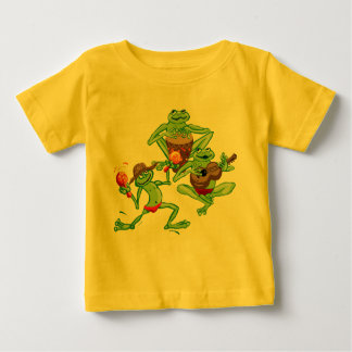 frog band shirt