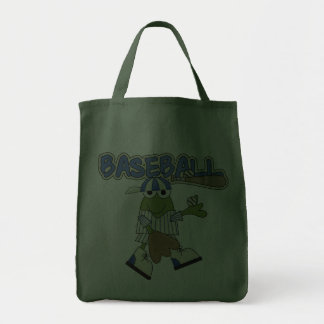 Frog Baseball Pitcher T-shirts and Gifts Bag