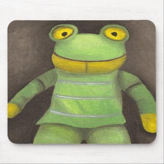 Frog Boy Mousepad
