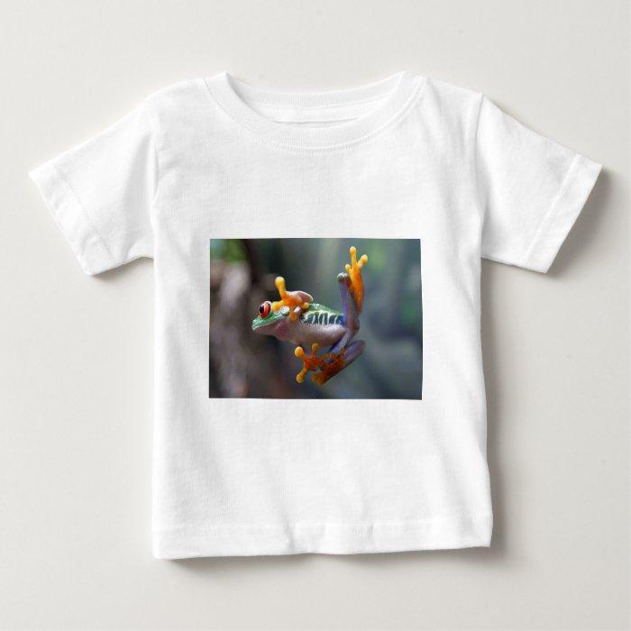 Frog by John Remar Jr. Baby T-Shirt