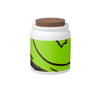 Frog Candy Jars