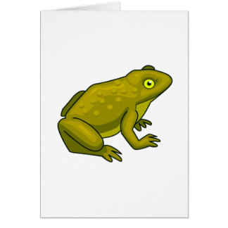 Frog Card