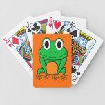 Frog Card Decks