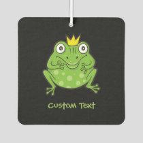 Frog Cartoon Air Freshener