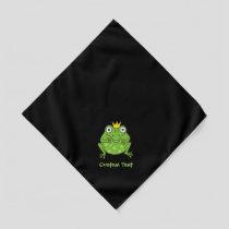 Frog Cartoon Bandana
