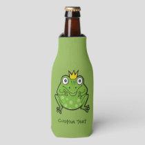 Frog Cartoon Bottle Cooler