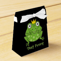 Frog Cartoon Favor Box