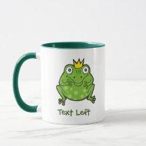 Frog Cartoon Mug