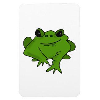 Frog Cartoon on magnet