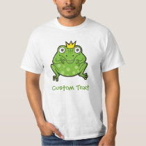 Frog Cartoon T-Shirt