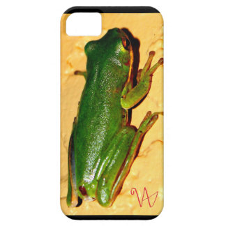 """""""Frog"""" Case (Iphone 5) by VA Tate iPhone 5 Case"""