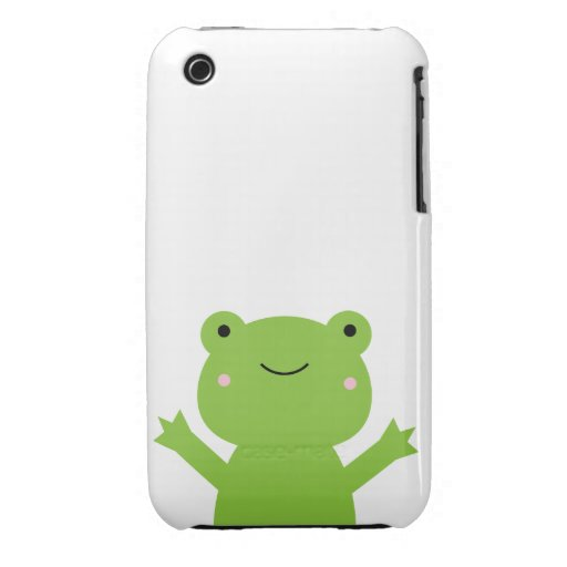 Frog Case-Mate iPhone 3 Cases
