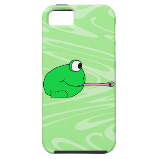 Frog Catching a Fly. iPhone SE/5/5s Case