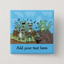 Frog Chorus Button