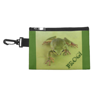 Frog Clip On Accessory Bag
