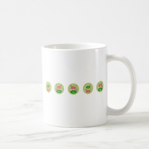 Frog Couple Coffee Mug