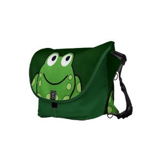 Frog Courier Bag