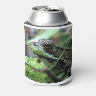 Frog Cozy Can Cooler