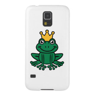 Frog crown cases for galaxy s5
