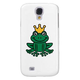 Frog crown samsung s4 case