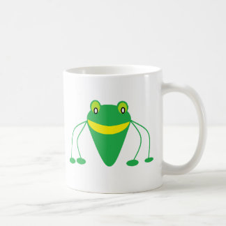 frog(daddylongleg) cartoon coffee mug