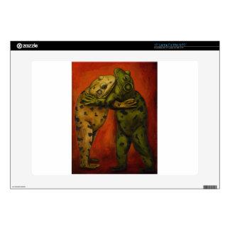 Frog Dancers Skin For Laptop