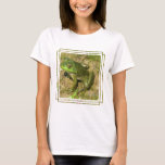 Frog Design Ladies Fitted T-Shirt