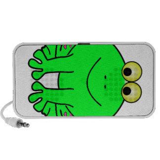 Frog Doodle Speaker