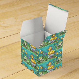 FROG & DUCK EASTER EGG CLASSIC FAVOR BOX Repeat