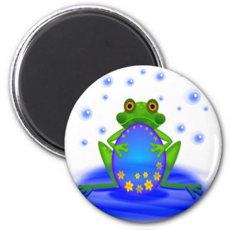 Frog &  Egg Magnet