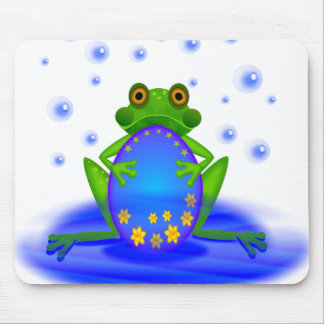 Frog &  Egg Mouse Pad
